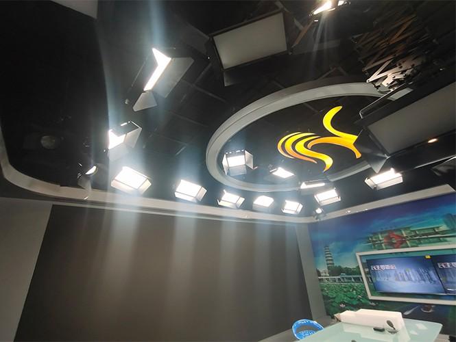 滕州广播电视台灯光