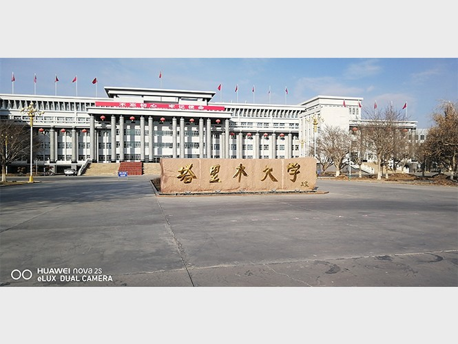 新疆塔里木大学