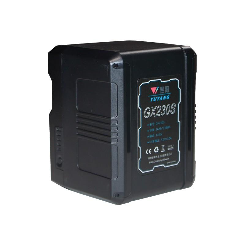 摄像机供电 监视器平板灯用移动v型卡口电源挂架 索尼V口230s电池