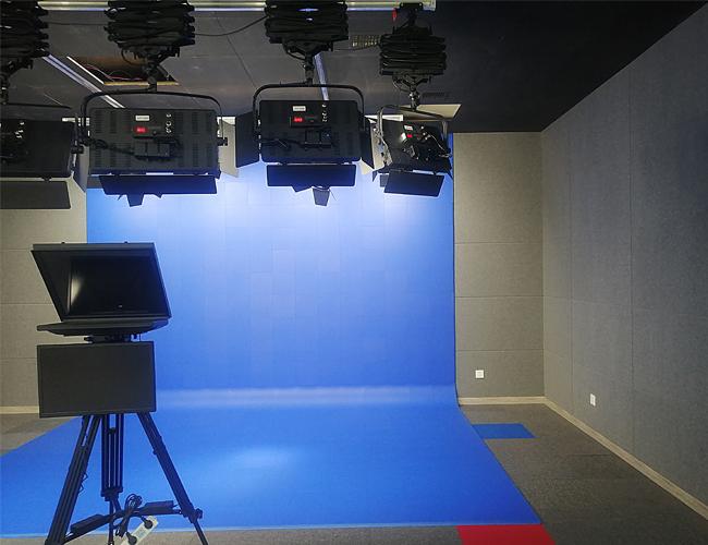 抚州教育融媒体抠像蓝箱案例--抚州一中实