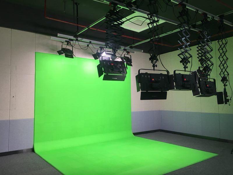 I、L型演播室灯光6米简单方案