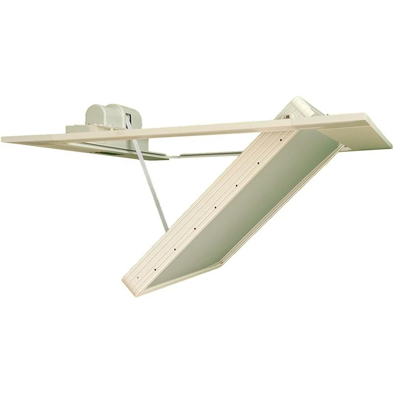 嵌入式LED数字遥控电动翻转柔光灯