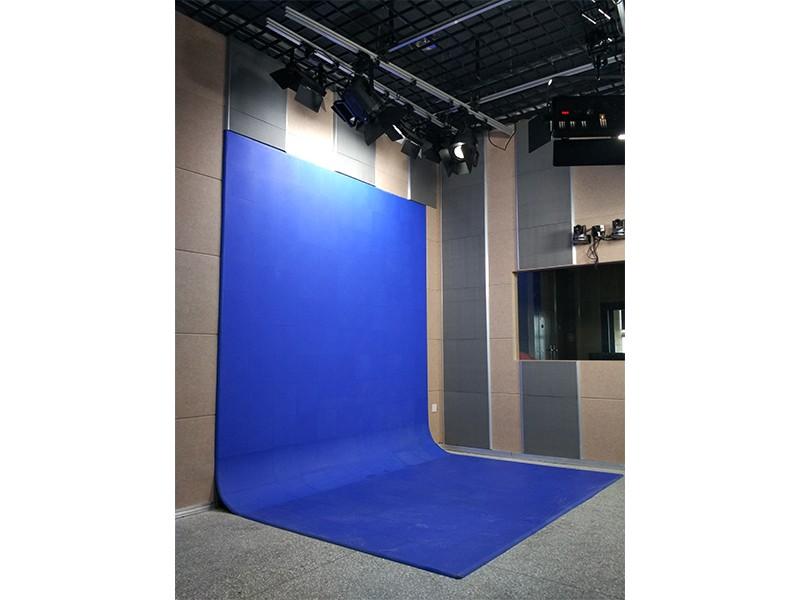 I、L型演播室灯光4米简单方案