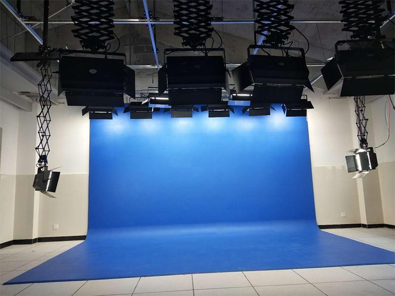 I、L型演播室灯光3米标准方案