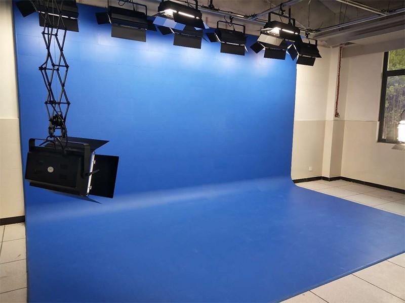 I、L型演播室灯光3米简单方案