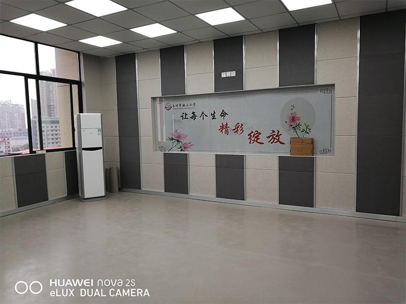 永州映山小学录播教室