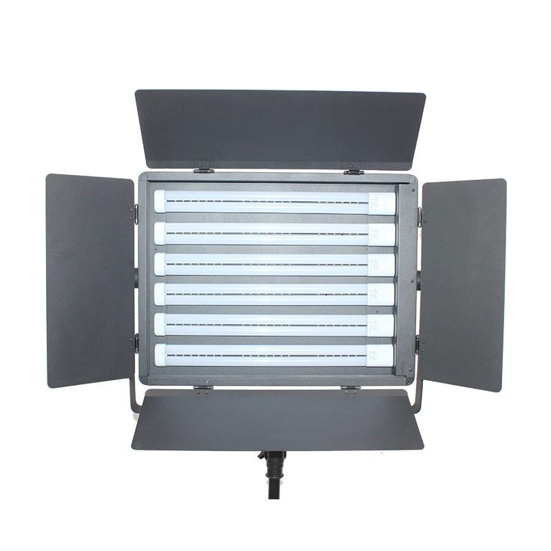 LED三基色柔光灯6管