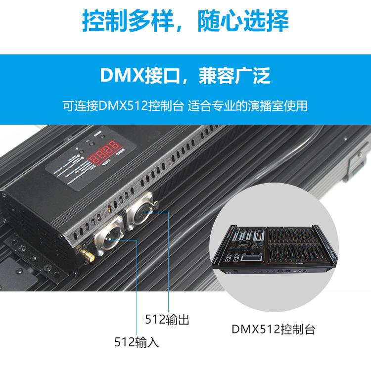 一米长数字遥控led平板灯330W(图5)