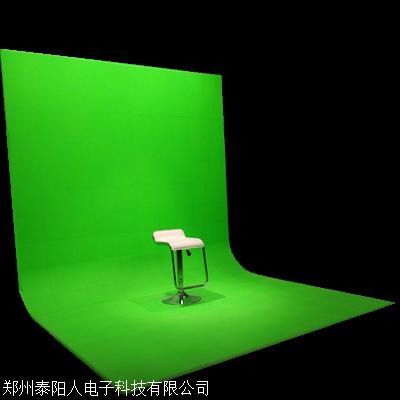 虚拟演播室抠像蓝绿箱方案(图2)