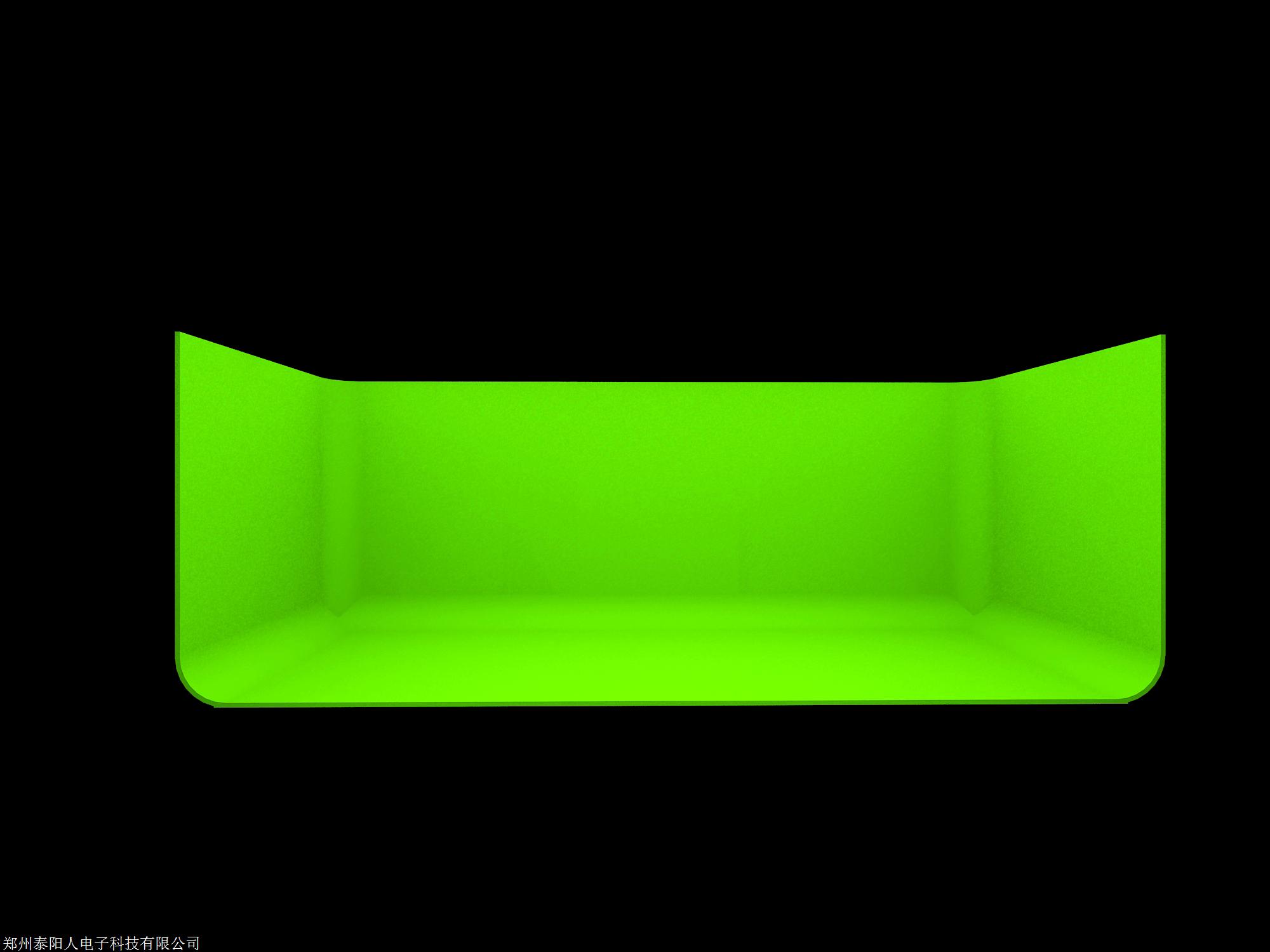 虚拟演播室抠像蓝绿箱方案(图4)