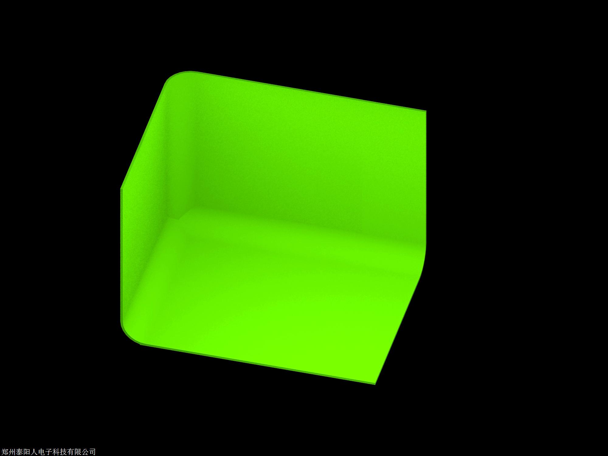 虚拟演播室抠像蓝绿箱方案(图3)