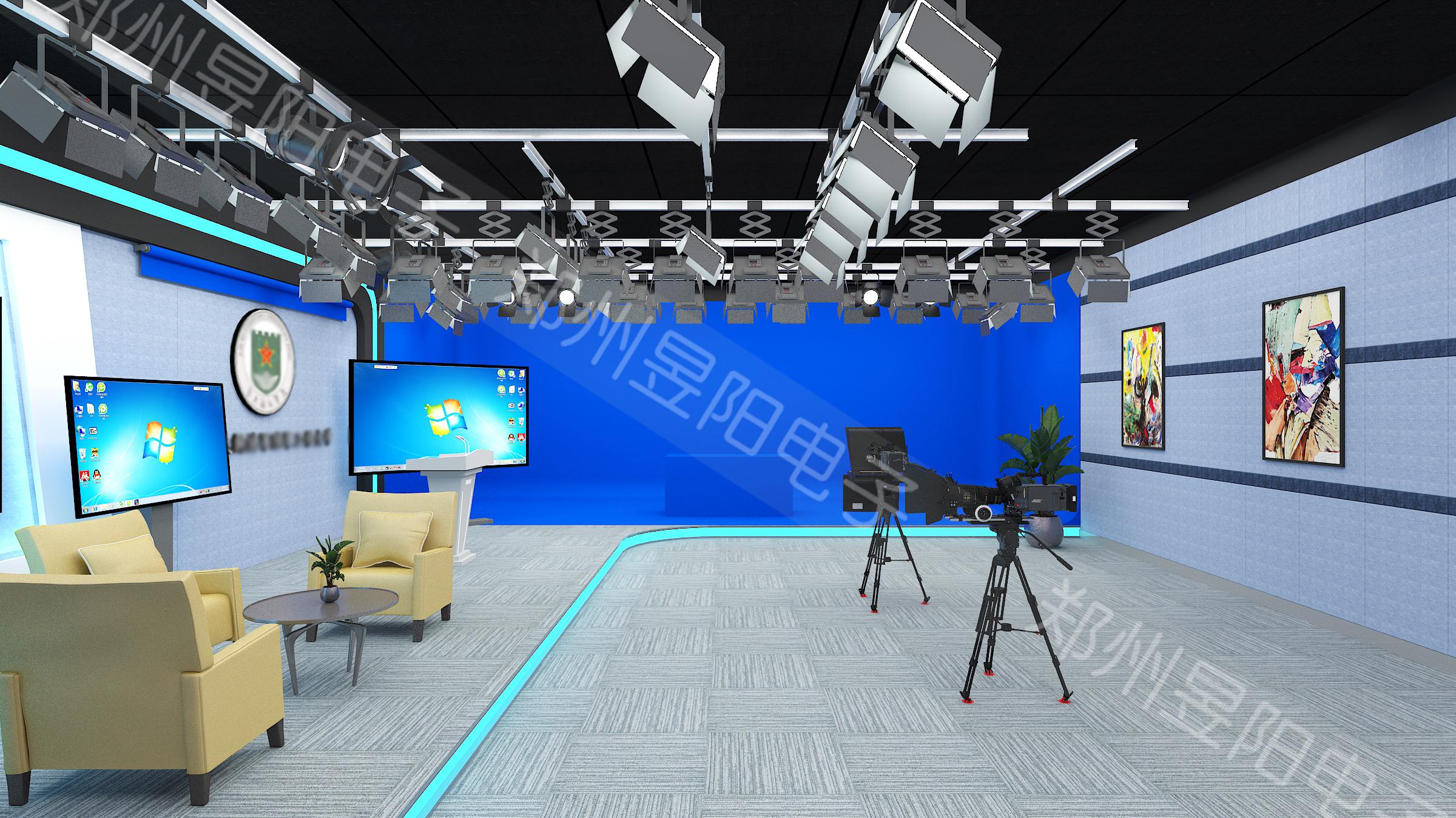 虚拟演播室工程(图1)