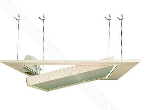 会议室嵌入式电动旋转灯 数字遥控电动翻转柔光