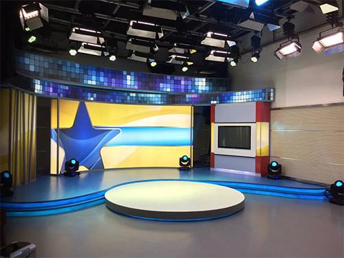电视演播室初步介绍,视频媒体录播室介绍
