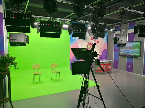 昱阳校园电视台解决方案