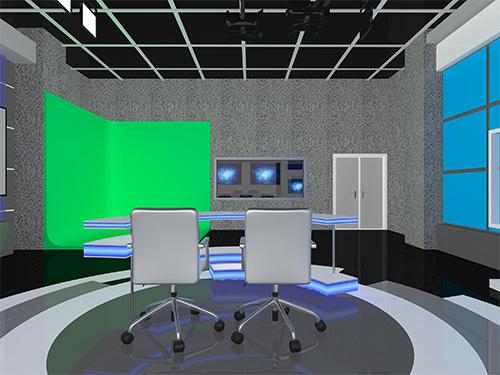 昱阳虚拟演播室